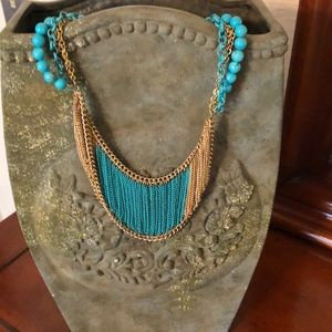 Jewelry - Bead and Chain Necklace